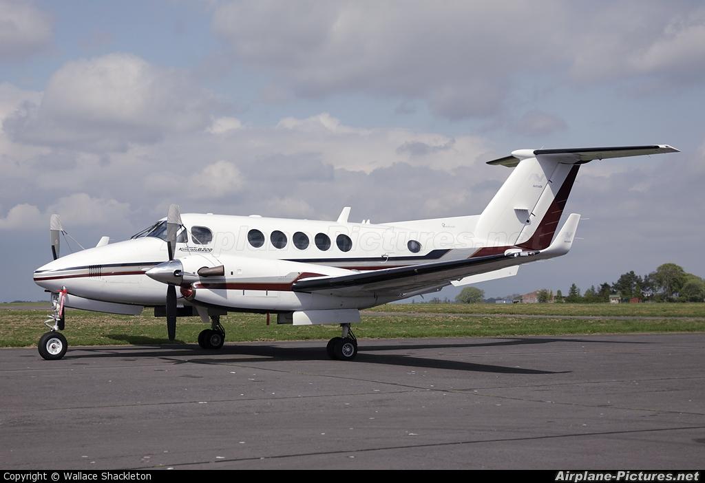 Avtrade N288GS aircraft at Perth - Scone