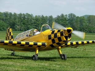 OK-KNR - Aeroklub Czech Republic Zlín Aircraft Z-226 (all models)