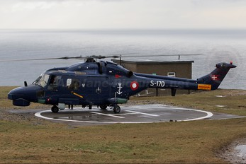 S-170 - Denmark - Navy Westland Super Lynx Mk.90