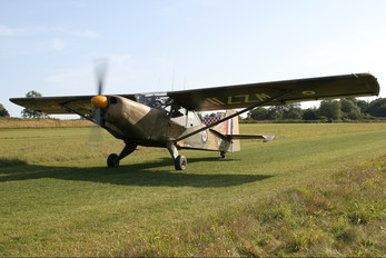 G-AVHT - Private Auster AOP.9 Alpha