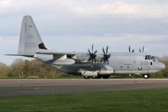 166381 - USA - Marine Corps Lockheed KC-130J Hercules