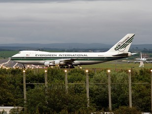 N480EV - Evergreen International Boeing 747-200SF