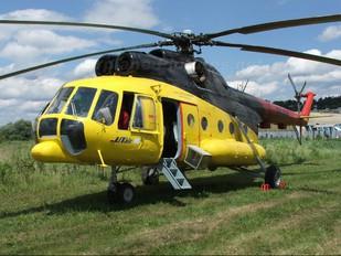 OM-AVP - UTair Europe Mil Mi-8T