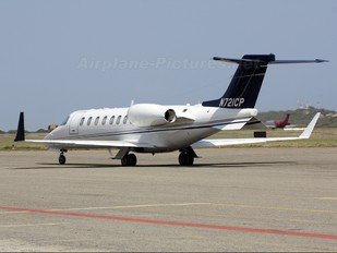 N721CP - Private Learjet 45
