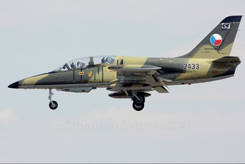 2433 - Czech - Air Force Aero L-39ZA Albatros