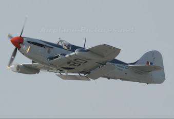 C-GBDG - Canadian Warplane Heritage Fairey Firefly (all models)