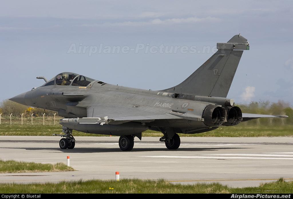 France - Navy 17 aircraft at Lossiemouth