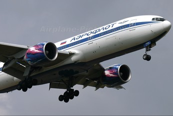 VP-BAS - Aeroflot Boeing 777-200