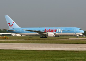 OO-TUC - Jetairfly (TUI Airlines Belgium) Boeing 767-300ER