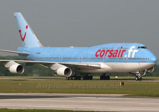 F-GTUI - Corsair / Corsair Intl Boeing 747-400