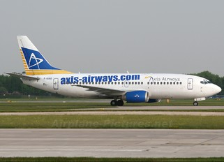 F-GIXG - Axis Airways Boeing 737-300