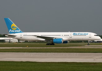 OH-AFK - Air Finland Boeing 757-200