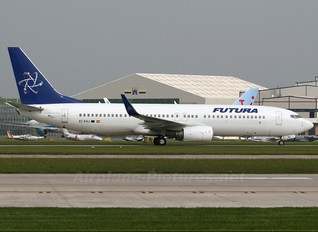 EC-KKU - Futura International Airways Boeing 737-800