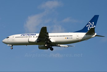 EC-KRD - Futura International Airways Boeing 737-400