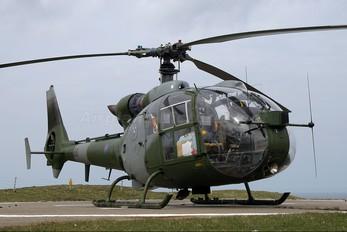 ZB688 - British Army Westland Gazelle AH.1