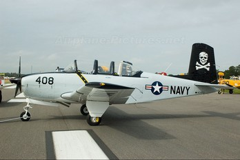 N34FU - Private Beechcraft T-34B Mentor