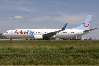 EC-KQR - Arke/Arkefly Boeing 737-900