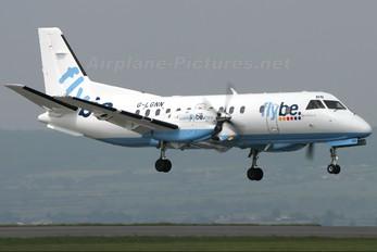 G-LGNN - FlyBe - Loganair SAAB 340