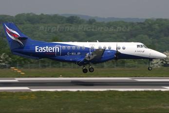 G-MAJP - Eastern Airways Scottish Aviation Jetstream 41