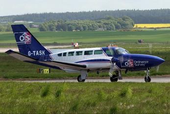 G-TASK - Reconnaissance Ventures Cessna 404 Titan
