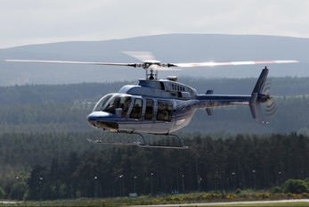 OO-EMP - Private Bell 407
