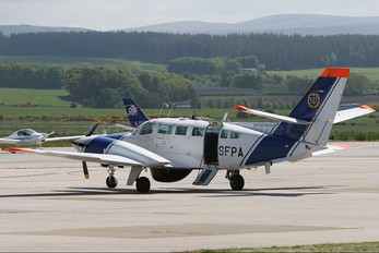 G-SFPA - Highland Airways Reims F406 Caravan II