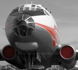 OK-LDA - CSA - Czech Airlines Tupolev Tu-104