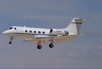 N588SS - Private Gulfstream Aerospace G-II