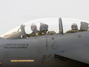 88-1676 - USA - Air Force McDonnell Douglas F-15E Strike Eagle