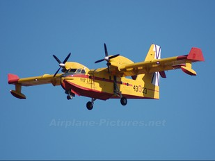 UD.13-23 - Spain - Air Force Canadair CL-215T