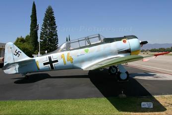 N57418 - Private North American Harvard/Texan (AT-6, 16, SNJ series)
