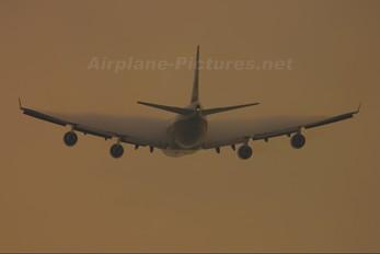 9V-SPI - Singapore Airlines Boeing 747-400