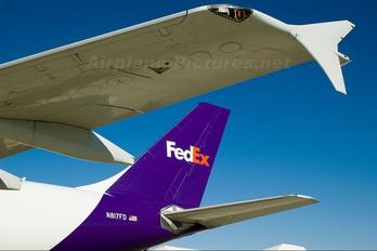 N817FD - FedEx Federal Express Airbus A310F
