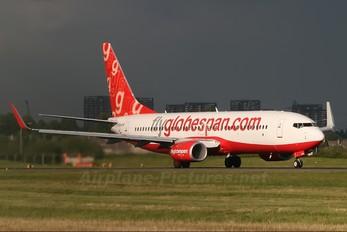 G-SAAW - Flyglobespan Boeing 737-800