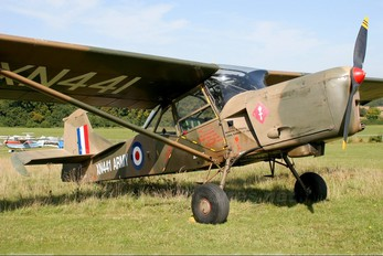 G-BGKT - Private Auster AOP.9 Alpha