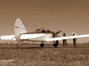 VH - BQZ - Private Hevle Classic Tandem Fly Baby