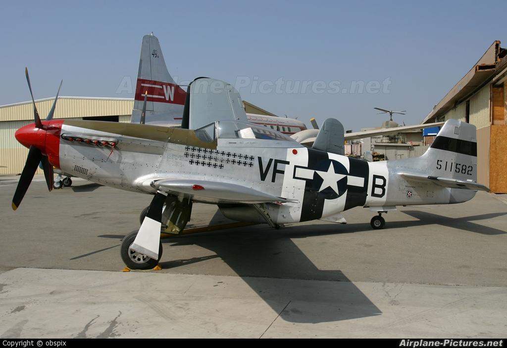 Air Museum Chino NL5441V aircraft at Chino