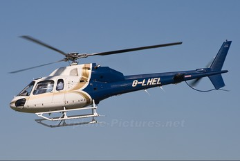 G-LHEL - Beechview Aviation Aerospatiale AS355 Ecureuil 2 / Twin Squirrel 2