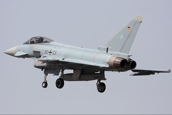 30+23 - Germany - Air Force Eurofighter Typhoon S