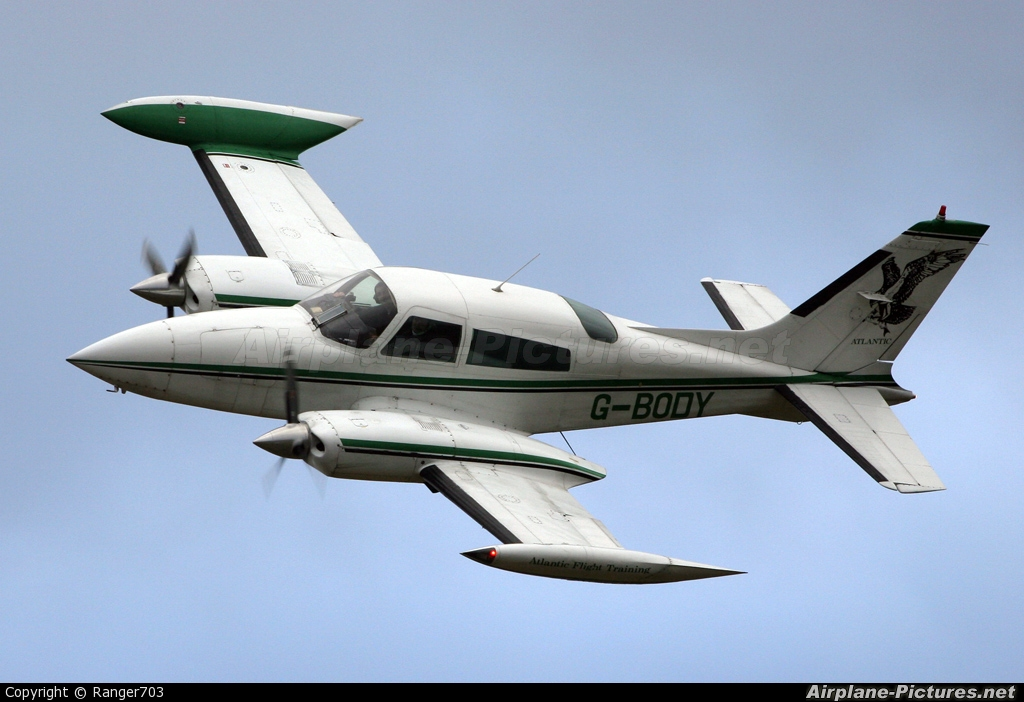 Air Atlantique G-BODY aircraft at Off Airport - Scotland