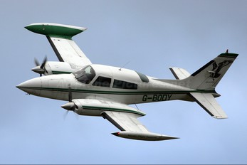G-BODY - Air Atlantique Cessna 310