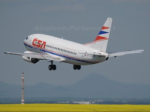 OK-XGD - CSA - Czech Airlines Boeing 737-500
