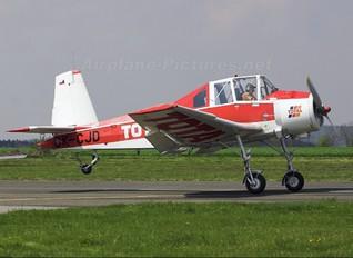 OK-CJD - Private Zlín Aircraft Z-37A Čmelák