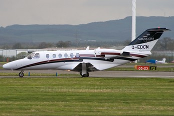 G-EDCM - ACS Aviation Cessna 525A Citation CJ2