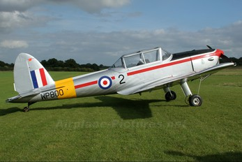 G-BCXN - Private de Havilland Canada DHC-1 Chipmunk