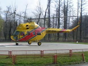 SP-ZXA - Polish Medical Air Rescue - Lotnicze Pogotowie Ratunkowe Mil Mi-2