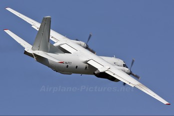 HA-TCT - Cityline Hungary Antonov An-26 (all models)