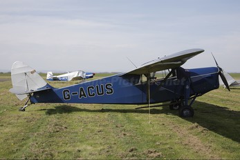 G-ACUS - Private de Havilland DH. 85 Leopard Moth