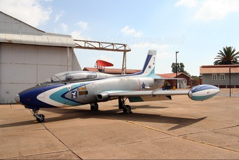 532 - South Africa - Air Force Museum Aermacchi MB-326M Impala