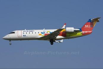 S5-AAI - Adria Airways Canadair CL-600 CRJ-200